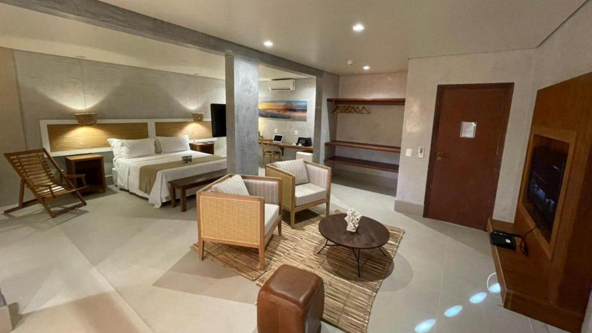 Hiu Hotel Juquehy – Modernidade al mare